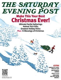 Saturday Evening Post NovDec 2012