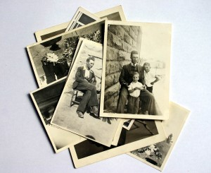 Famiily photos add enriching stories to your project.