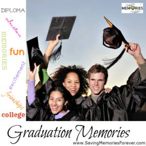 Record Your Graduation Memories