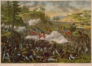 US Civil War - Chickamauga