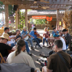 folk singalong group